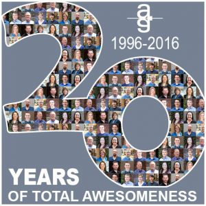 20 Years of Total Awesomeness
